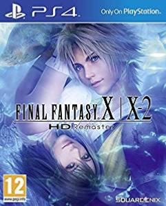 Final Fantasy X-X2 HD Remaster PS4