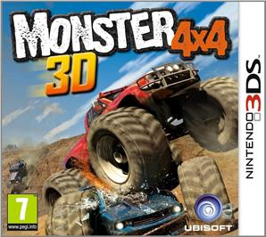 Monster 4X4 3D - 3DS