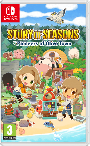 Story of Seasons : Pioneers of Olive Town Switch