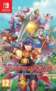 Valthirian Arc Hero School Story SWITCH