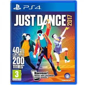 Just Dance 2017 / PS4