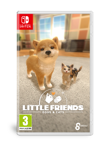 Little Friends Dogs and Cats Switch