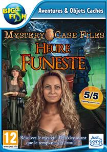 Mystery Case Files (14) Heure Funeste
