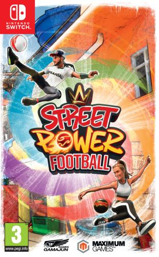 Street Power Football SWITCH
