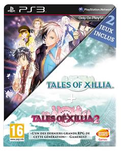 Tales Of Xillia 1 + Tales Of Xillia 2 - PS3