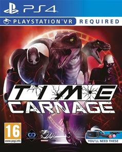 Time Carnage / PS4