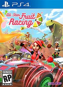 All-Star Fruit Racing PS4