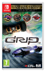 GRIP Combat Racing Rollers vs AirBlades Ultimate Edition SWITCH