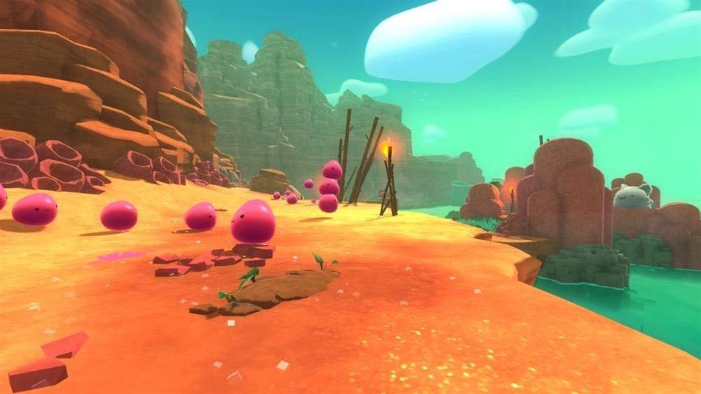 Slime Rancher, le jeu vidéo rigolo qui cartonne sur PC - L ...