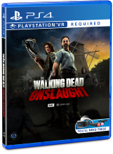 The Walking Dead Onslaught Standard Edition PSVR