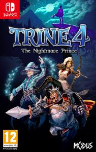Trine 4 The Nightmare Prince SWITCH