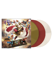 Shovel Knight King of Cards The Definitive Soundtrack Vinyle - 3LP