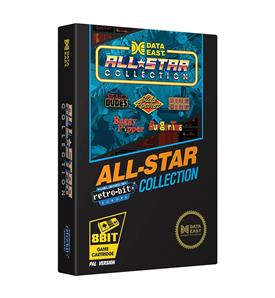 Retro-Bit Data East All Star Collection NES