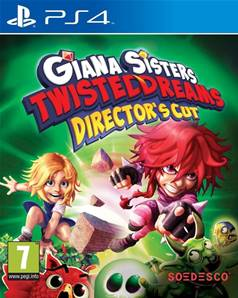 Giana Sisters Twisted Dreams : Director's Cut PS4