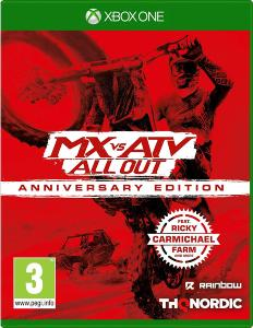 MX vs ATV All Out - Anniversary Edition Xbox One