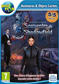 Mystery Trackers (13) Souvenirs de Shadowfield / PC