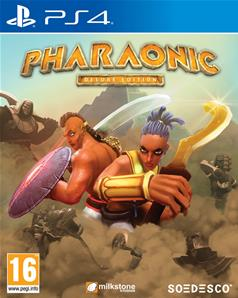 Pharaonic + Girl and the Robot Bundle PS4