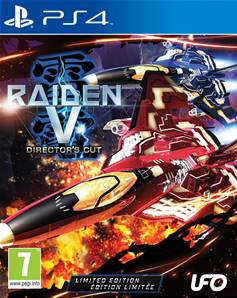 Raiden V Director's Cut PS4