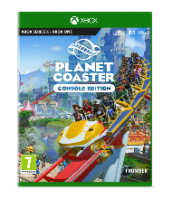 Planet Coaster Console Edition Xbox Series X & Xbox One