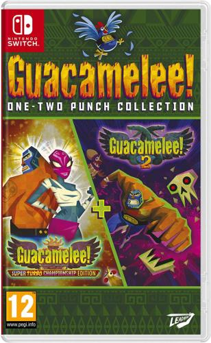 Guacamelee! One-Two Punch Collection SWITCH