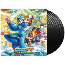 Mega Man X 1-8: The Collection (Original Soundtrack)
