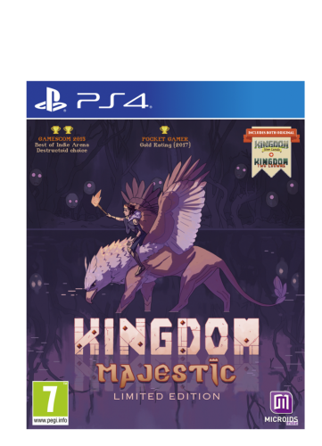 Kingdom Majestic Limited PS4
