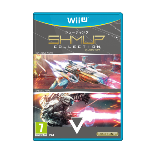 Shmup Collection Wii U Just Limited
