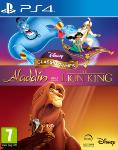 Disney Classic Games Aladdin et le Roi Lion PS4