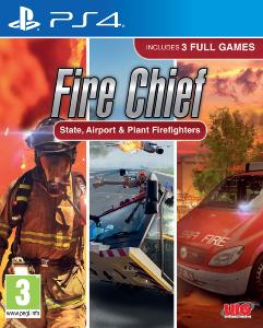 Fire Chief (State, Airport & Plant Firefighters) PS4