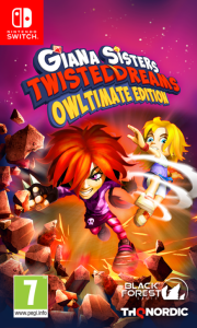 Giana Sisters Twisted Dreams Owltimate Edition SWITCH