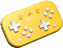 8BitDo Lite Jaune Manette Bluetooth pour Switch Lite, Switch et Windows