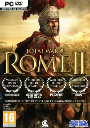 Rome 2 Enemy at the Gates edition Total War PC