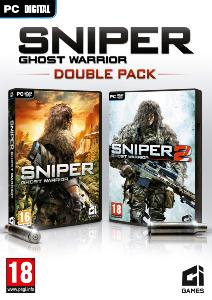 Pack Sniper Ghost Warrior 1+2
