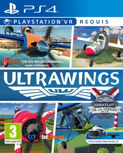 UltraWings PS4 PSVR